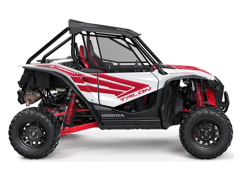 2021 Honda Talon 1000R in Merced, California - Photo 3