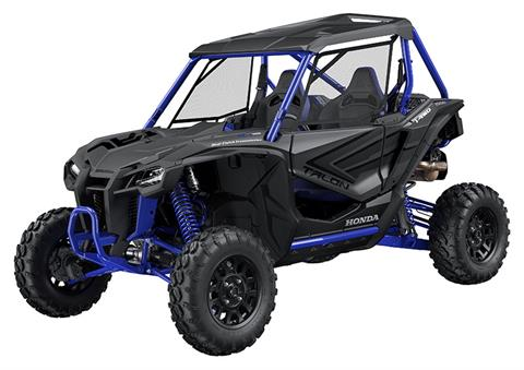 2021 Honda Talon 1000R FOX Live Valve in Shawnee, Kansas