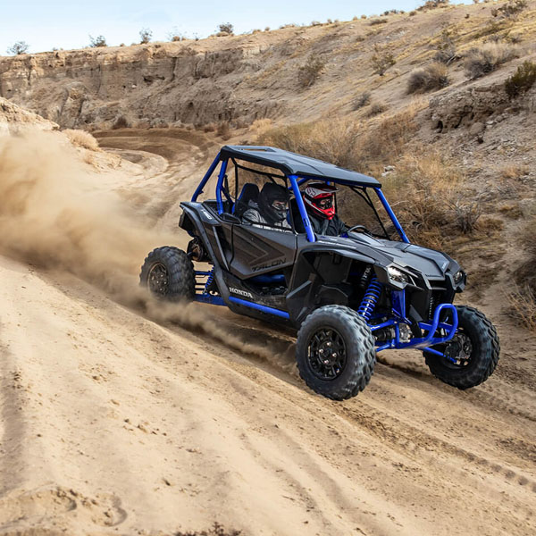 2021 Honda Talon 1000R FOX Live Valve in Visalia, California - Photo 8