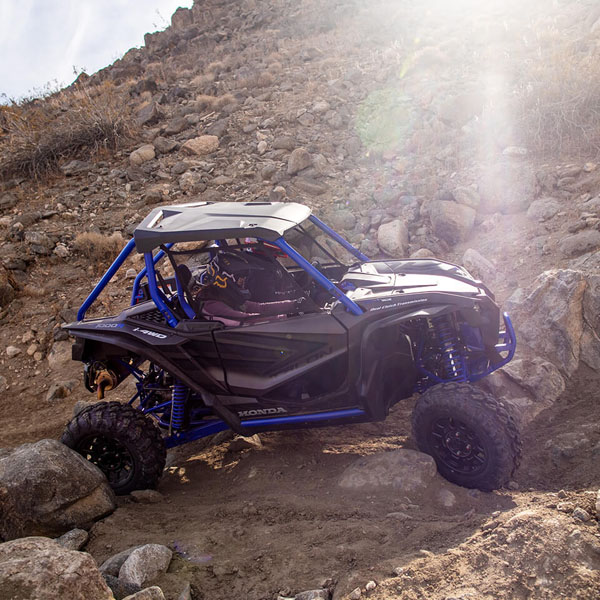 2021 Honda Talon 1000R FOX Live Valve in Cedar City, Utah - Photo 10