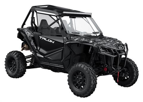 2021 Honda Talon 1000R Special Edition in Rexburg, Idaho
