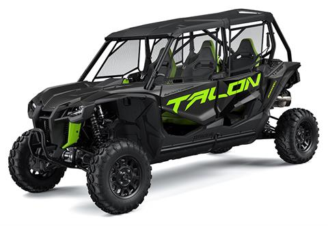 2021 Honda Talon 1000X-4 in Sterling, Illinois