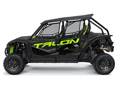 2021 Honda Talon 1000X-4 in Gallipolis, Ohio - Photo 4