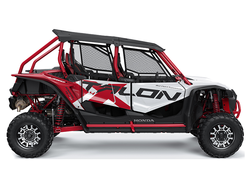 2021 Honda Talon 1000X-4 FOX Live Valve in Hendersonville, North Carolina - Photo 3