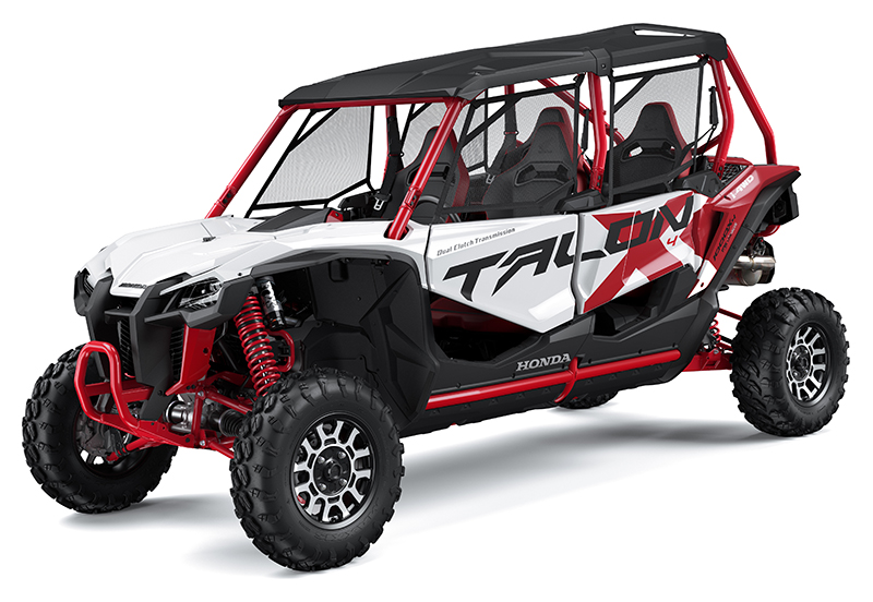 2021 Honda Talon 1000X-4 FOX Live Valve in Paso Robles, California - Photo 1