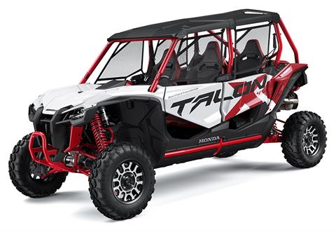 2021 Honda Talon 1000X-4 FOX Live Valve in Danbury, Connecticut