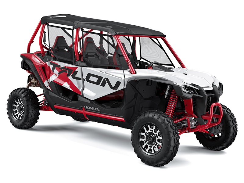 2021 Honda Talon 1000X-4 FOX Live Valve in Paso Robles, California - Photo 2