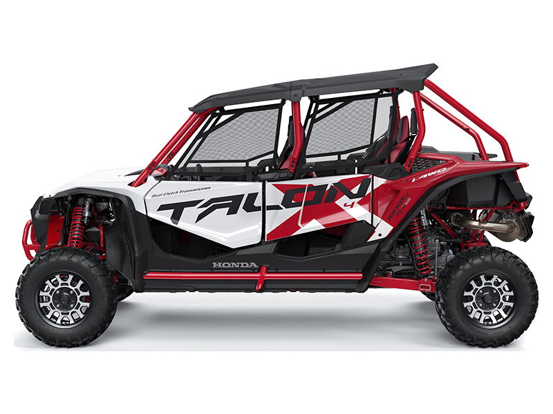 2021 Honda Talon 1000X-4 FOX Live Valve in Lewiston, Maine - Photo 4