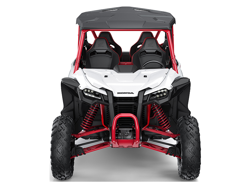 2021 Honda Talon 1000X-4 FOX Live Valve in Madera, California - Photo 5