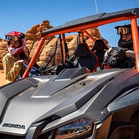 2021 Honda Talon 1000X-4 FOX Live Valve in Paso Robles, California - Photo 12