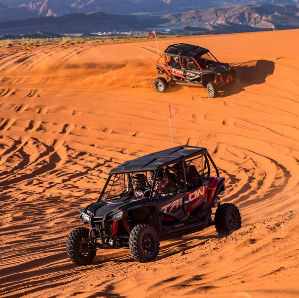 2021 Honda Talon 1000X-4 Special Edition in Saint George, Utah - Photo 6
