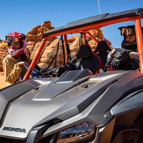 2021 Honda Talon 1000X-4 Special Edition in Clovis, New Mexico - Photo 8
