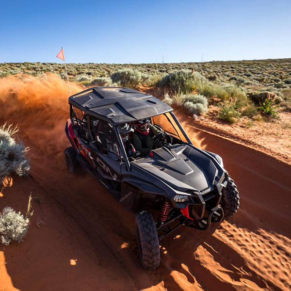 2021 Honda Talon 1000X-4 Special Edition in Clovis, New Mexico - Photo 9
