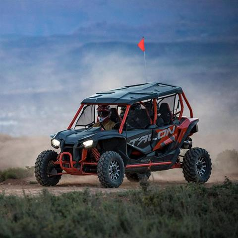 2021 Honda Talon 1000X-4 Special Edition in Clovis, New Mexico - Photo 12