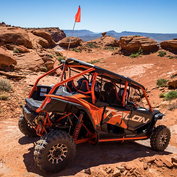 2021 Honda Talon 1000X-4 Special Edition in Saint George, Utah - Photo 14