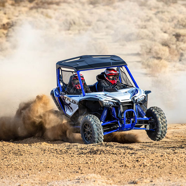 2021 Honda Talon 1000X in Victorville, California - Photo 9