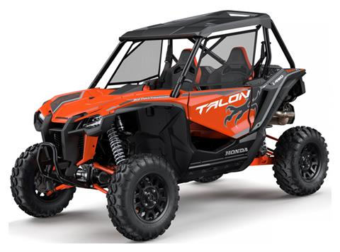 2021 Honda Talon 1000X in Bennington, Vermont - Photo 1