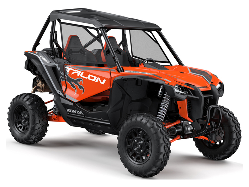 2021 Honda Talon 1000X in Adams, Massachusetts - Photo 2