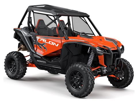2021 Honda Talon 1000X in Monroe, Michigan - Photo 2