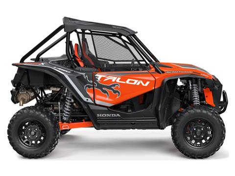 2021 Honda Talon 1000X in Newport, Maine - Photo 3