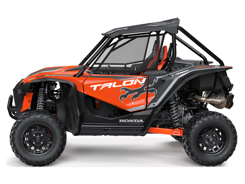 2021 Honda Talon 1000X in Adams, Massachusetts - Photo 4