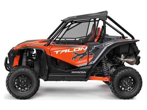 2021 Honda Talon 1000X in Sterling, Illinois - Photo 4