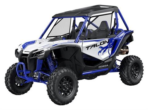 2021 Honda Talon 1000X FOX Live Valve in Clovis, New Mexico