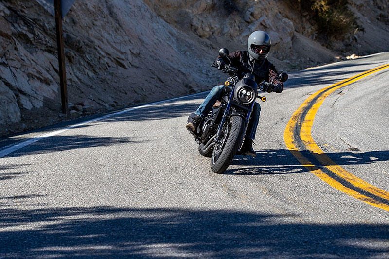 2021 Honda Rebel 1100 DCT in Davenport, Iowa - Photo 4