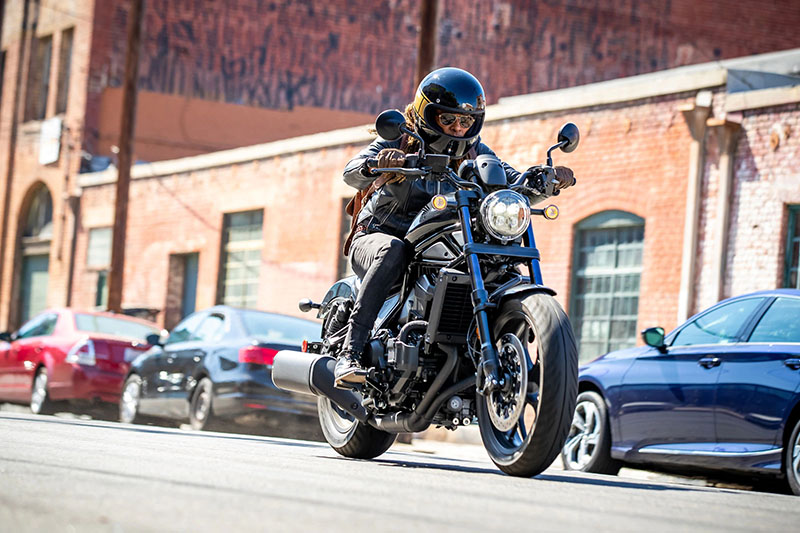 2021 Honda Rebel 1100 DCT in Merced, California - Photo 10
