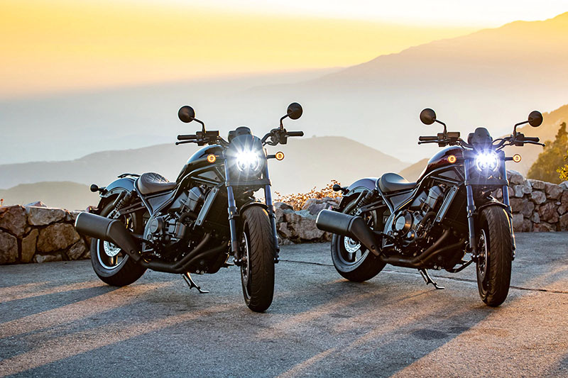 2021 Honda Rebel 1100 DCT in San Jose, California - Photo 6