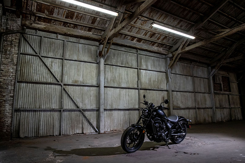 2021 Honda Rebel 1100 DCT in Albemarle, North Carolina