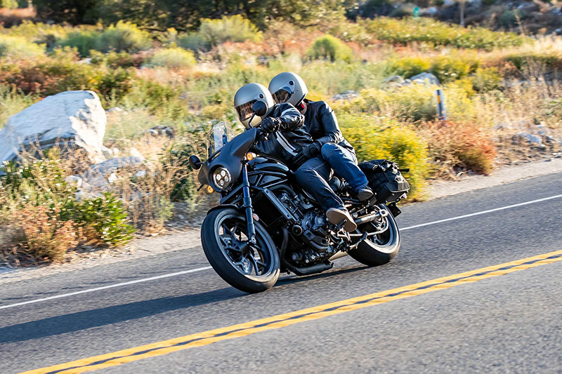 2021 Honda Rebel 1100 DCT in Madera, California - Photo 13