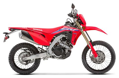 2022 Honda CRF450RL in Monroe, Michigan