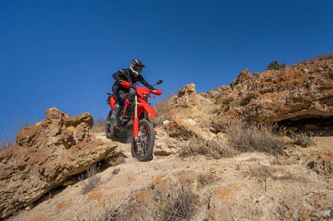 2022 Honda CRF450RL in Victorville, California - Photo 2