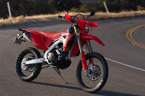 2022 Honda CRF450RL in Victorville, California - Photo 3