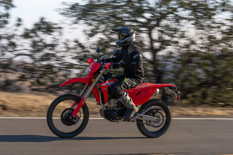 2022 Honda CRF450RL in Corona, California - Photo 4