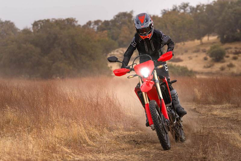 2022 Honda CRF450RL in Victorville, California - Photo 5