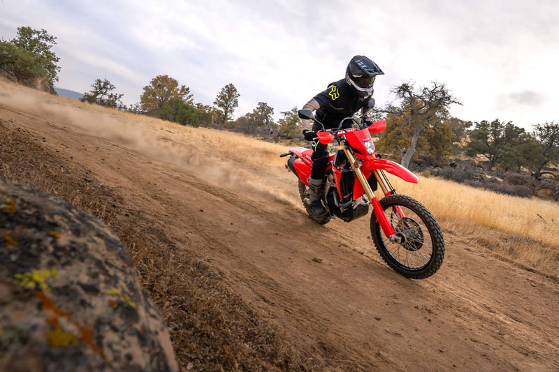 2022 Honda CRF450RL in Corona, California - Photo 6