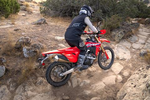 2022 Honda CRF450RL in Victorville, California - Photo 7