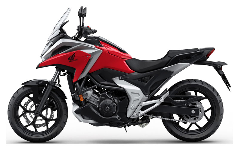 2021 Honda NC750X DCT in Sumter, South Carolina - Photo 2