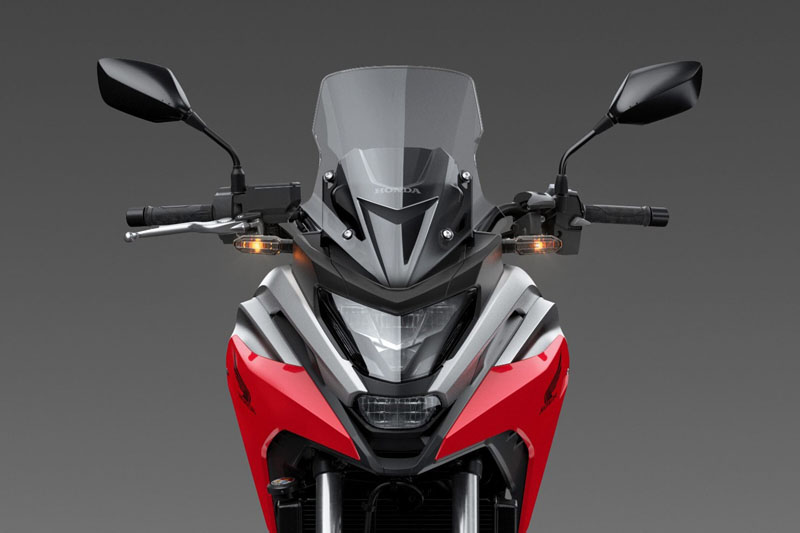 2021 Honda NC750X DCT in Madera, California - Photo 5