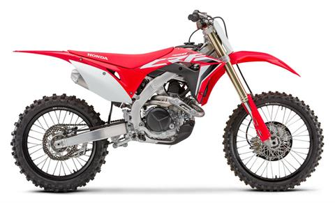 2022 Honda CRF450R-S in Massillon, Ohio