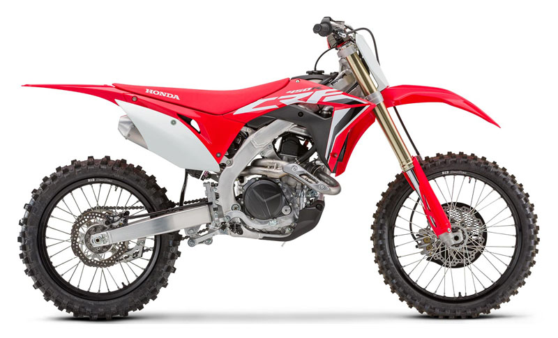 2022 Honda CRF450R-S in Starkville, Mississippi - Photo 1
