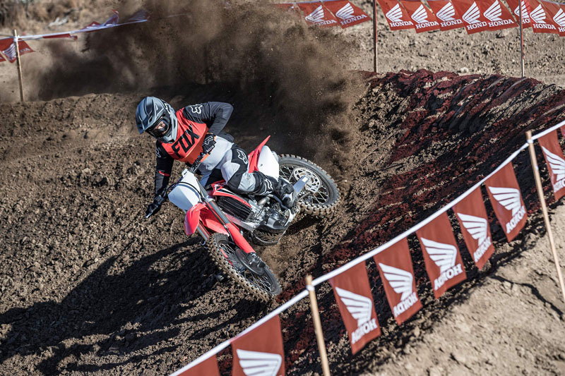 2022 Honda CRF450R-S in Greenville, North Carolina - Photo 3