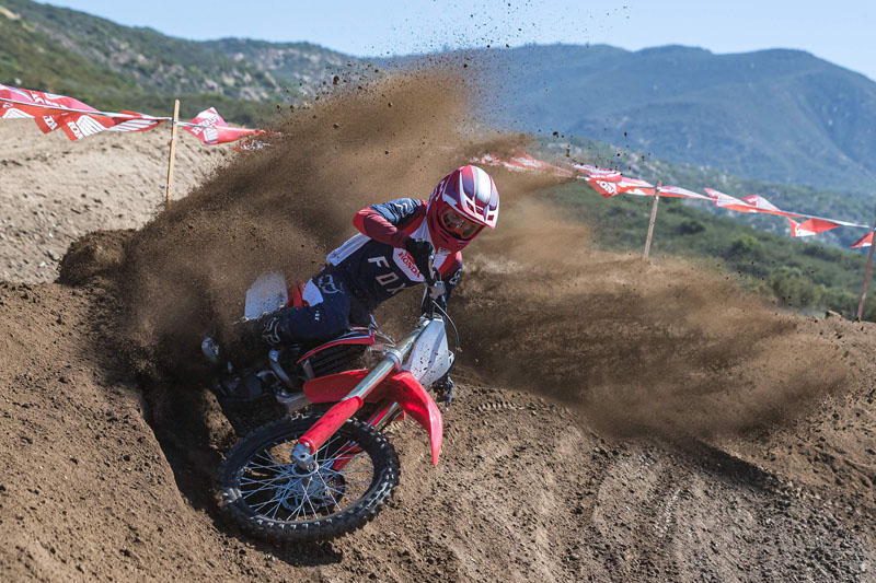 2022 Honda CRF450R-S in Augusta, Maine - Photo 4