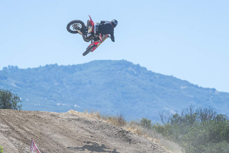2022 Honda CRF450R-S in Albuquerque, New Mexico - Photo 5