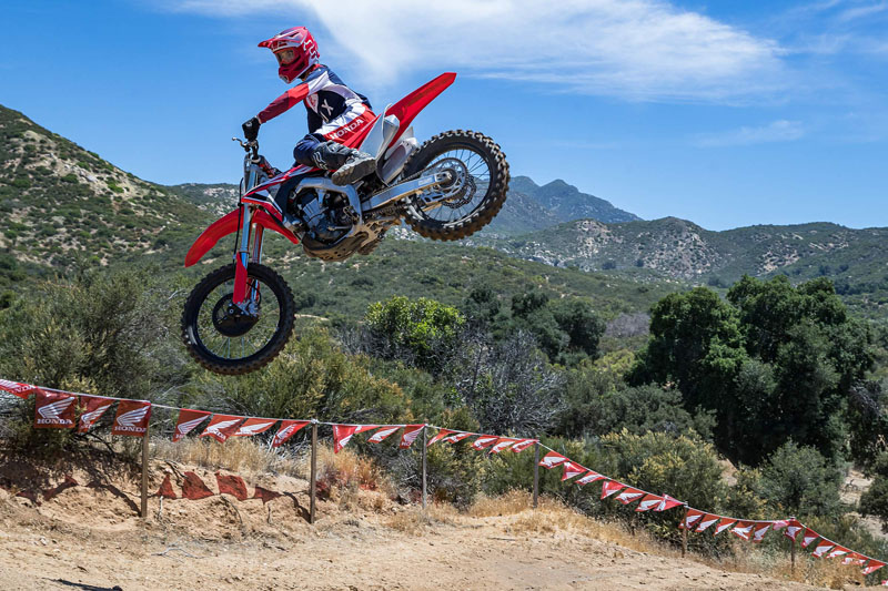 2022 Honda CRF450R-S in Augusta, Maine - Photo 6