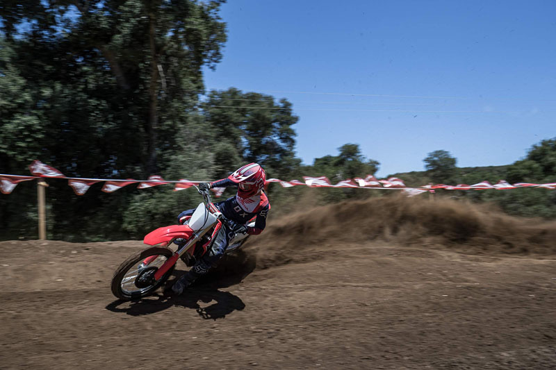 2022 Honda CRF450R-S in Augusta, Maine - Photo 7