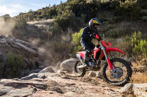 2022 Honda CRF450RX in Grass Valley, California - Photo 3