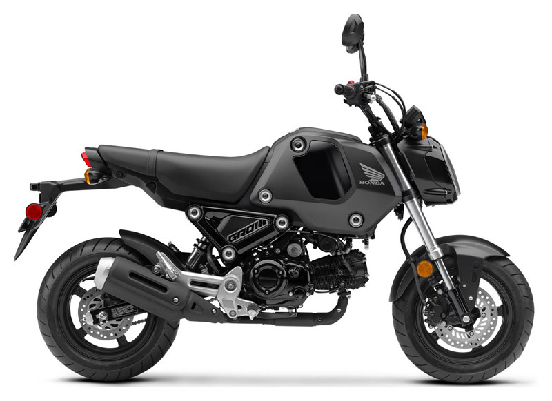 2022 Honda Grom in Kailua Kona, Hawaii - Photo 1